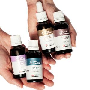 Химические пилинги Peel Medical
